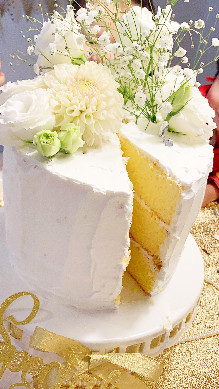 White&Gold Birthday