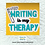 Thumbnail: Writing is My Therapy Laser Cut Sticker