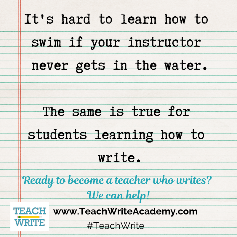 Quote: swim instructor