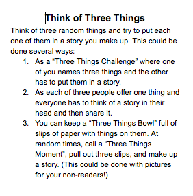 The Writing Round-Up {5.21.17}