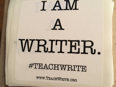 """The Untruth Behind the Excuse: """"I'm Not a Writer"""""""