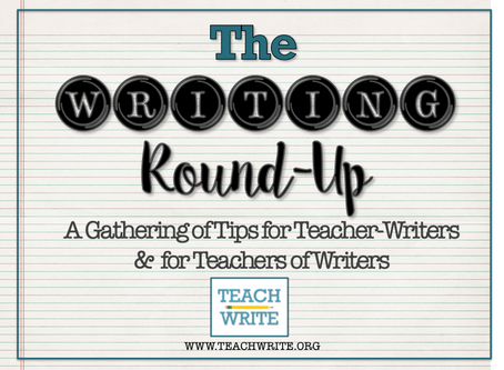 The Writing Round-Up {10.24.20}