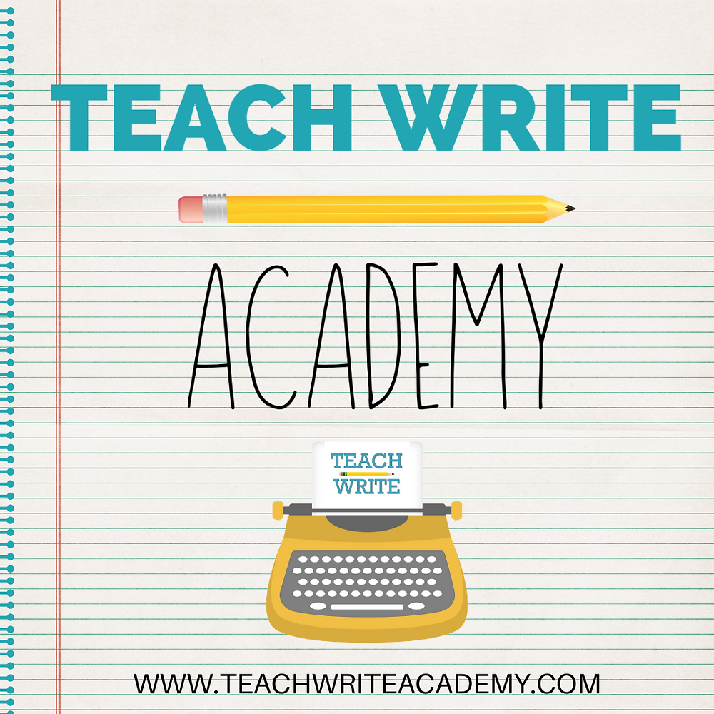 Teach Write Academy Logo