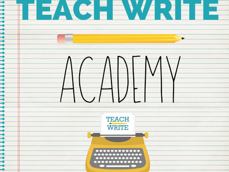 Get Your Write On This July!
