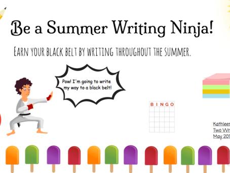 The Writing Round-Up {5.07.17}