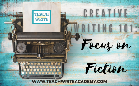 Focus on Fiction Workshop image