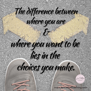 The Choices You Make {Positive Thinking Thursday 5.27.20}