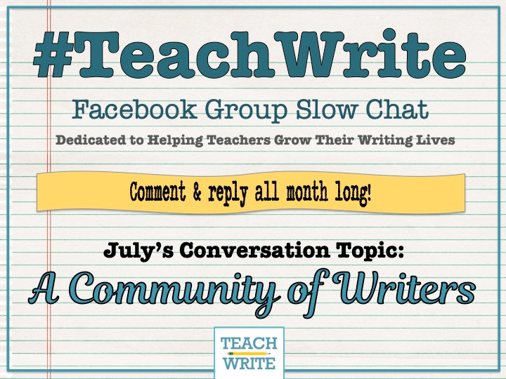 Teach Write Slow Chat logo