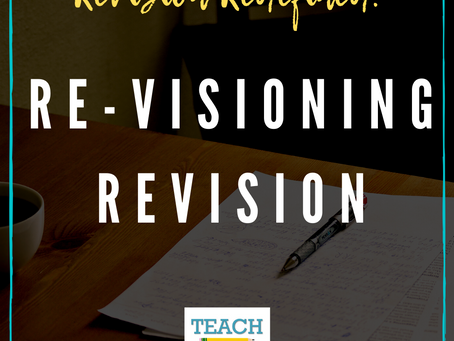 Re-visioning Revision by Cathy Hutter