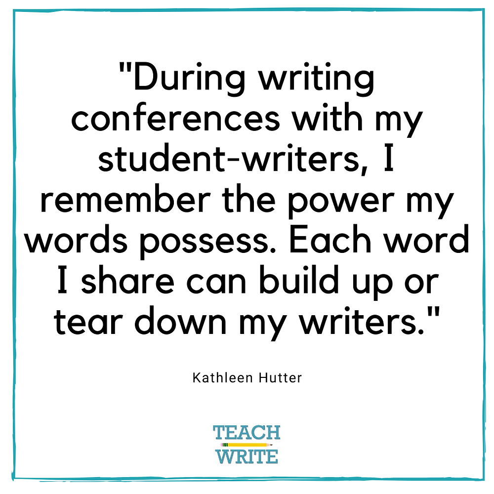 Writing conference quote image