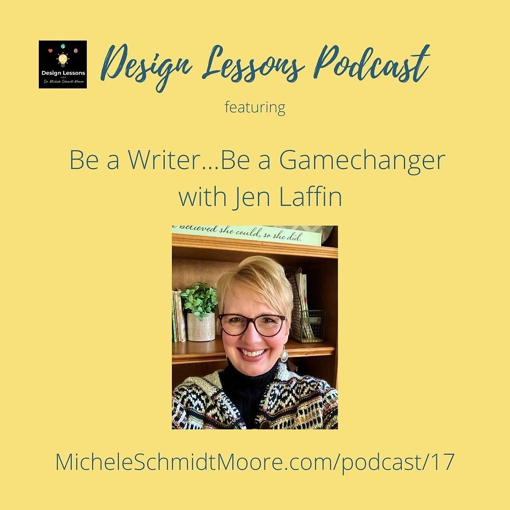 Design LEssons Podcast image