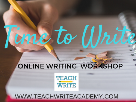 Looking for an Online Writing Group?