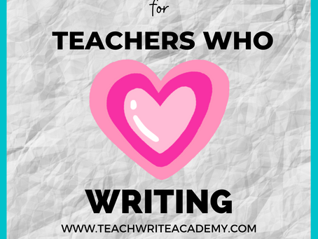 February Workshops for Teacher-Writers