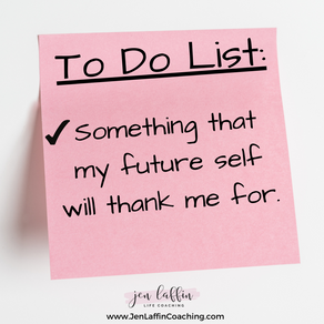 The To Do List {Positive Thinking Thursday 7.15.21}