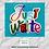 Thumbnail: Just Write Iridescent Sticker