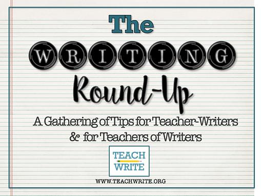 Teach Write Writing Round-Up Logo