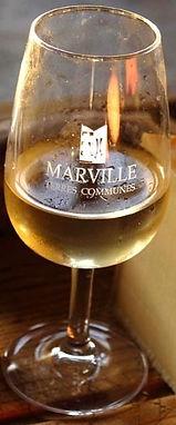 Verre à vin Marville Terres Communes
