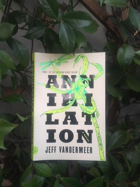 Book #2 of 30 - Annihilation, by Jeff VanderMeer 2009