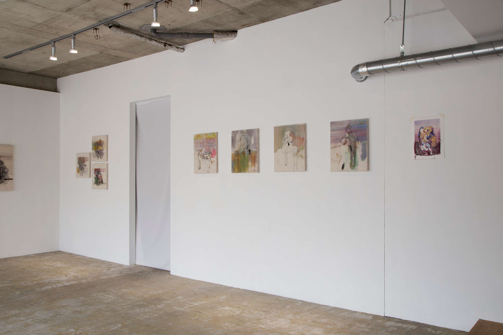 """solo exhibition """"THE GREAT MOTHER"""""""