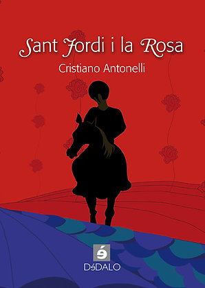 """""""St Jordi i la rosa"""" de Cristiano Antonelli"""