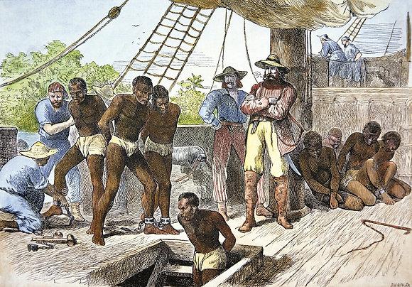 Ruta Caminos de esclavos