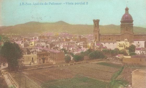 RUTA El pueblo de St Andreu del Palomar