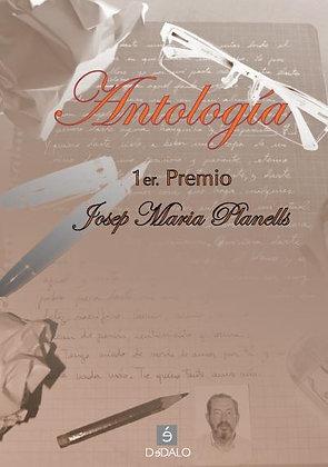 """""""Antología. 1er. Premio Josep María Planells"""" VVAA"""