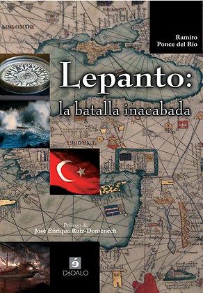 """""""Lepanto: la batalla inacabada"""" Rafael Cerrato"""