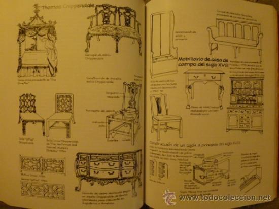 Historia del mobiliario, de Egipto al mueble seriado