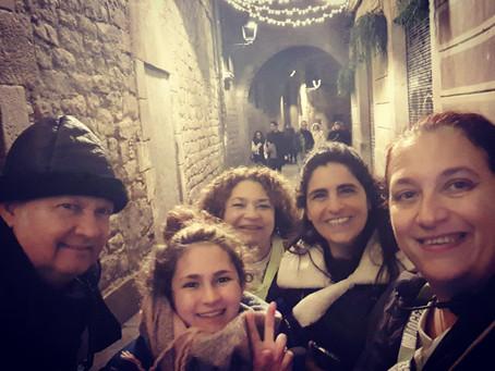 Noel2019 en la familia de #mediaticosenruta