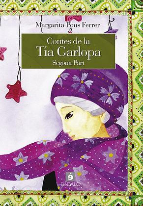 """""""Els contes de la Tia garlopa. Vol II"""" de M.Pous"""