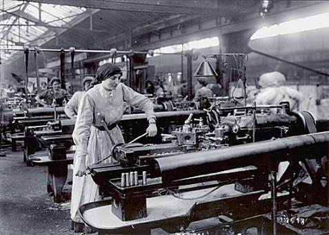 Mujer, fábrica y familia (Parte 1)