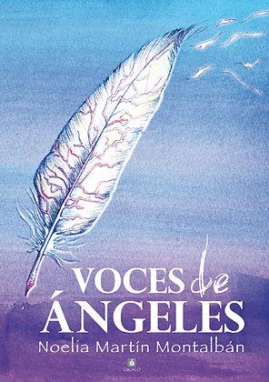 """Voces de ángeles"" de Noelia Martin Montalbán"