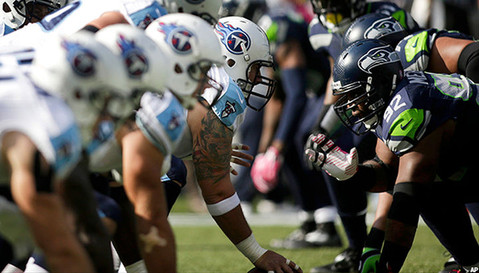 The Morning After: Seahawks fatigue as Titans O-Line imposes its will in 33-27 loss