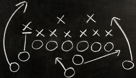 Football 101 - Explaining the responsibilities of the front 7 defense