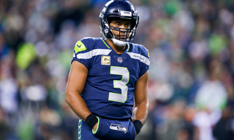 Blue Alert Week 9 - A Weekly Look at the Seahawks