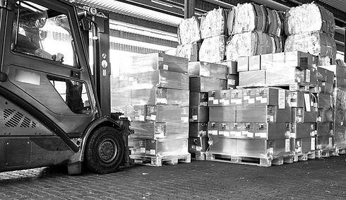 Kunststoff Abfall Handel Vertrieb Lager Kommissionierung GFR Gesellschaft für Recycling mbH