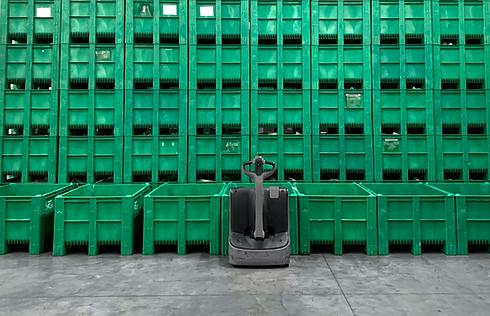 Kunststoff Entsorgung Logistik Behälter Systeme GFR Gesellschaft für Recycling mbH