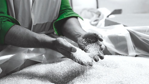Verarbeitung Aufbereitung Kunststoff Mahlgut Granulat Regranulat GFR Gesellschaft für Recycling