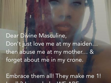 Brief Message of True Goddess Empowerment