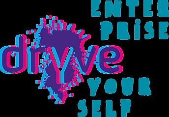 Logo Dryve met pay off blauw.png
