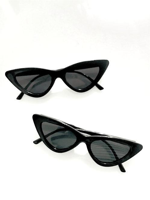 Óculos Lolita Preto