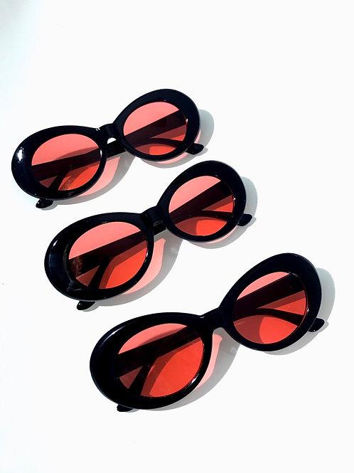 Óculos Kurt Laranja