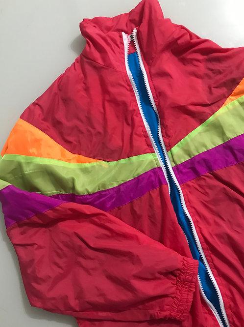Jaqueta Vintage Colorida