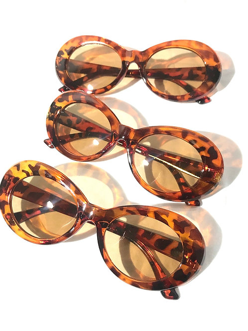 Óculos Kurt Marrom