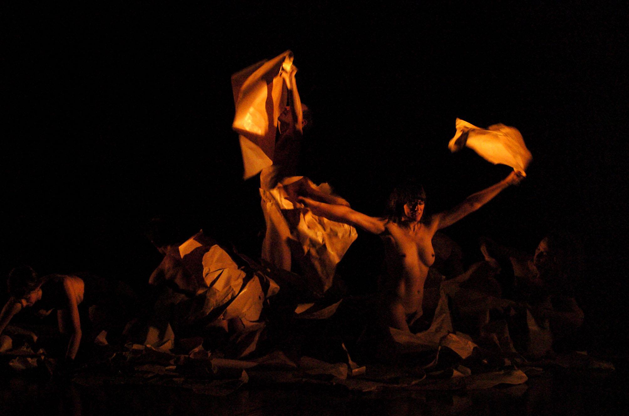 Parade & changes - Anna Halprin