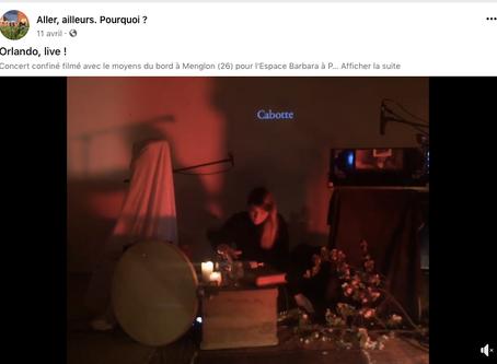 Concert numérique ORLANDO