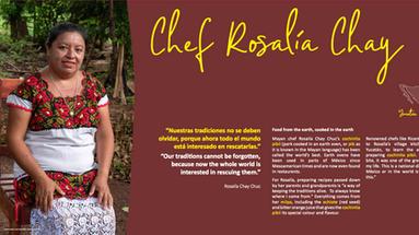 Chef Rosalía Chay