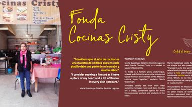 Fonda Cucinas Cristy