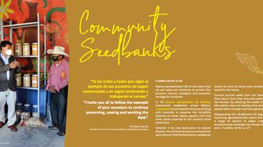 Community Seedbanks